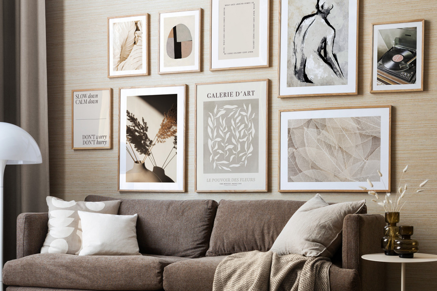 Get the look: Beige Balance