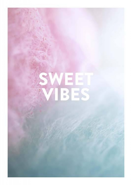 Sweet Vibes Poster